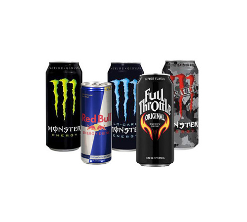 Oklahoma City energy drink vending machines