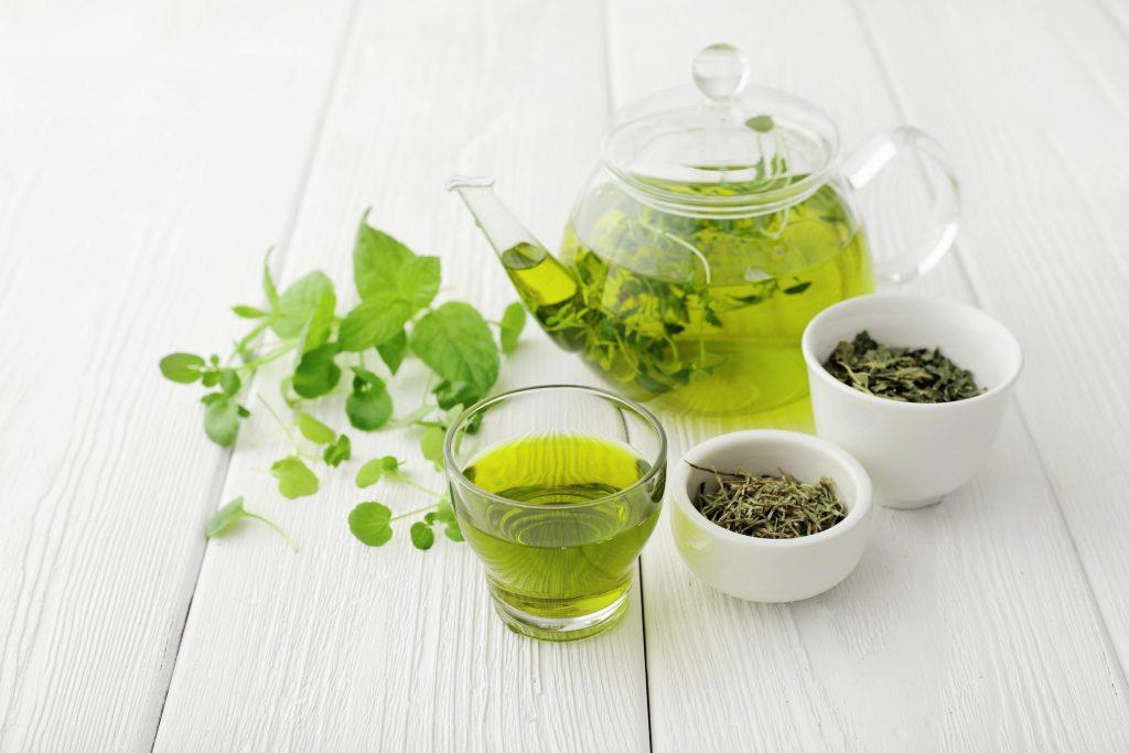 Green Teas in Oklahoma City